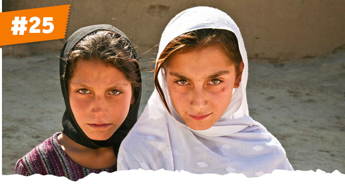Child Marriage in Afghanistan