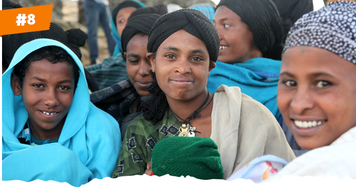 Ethiopia Child Marriage