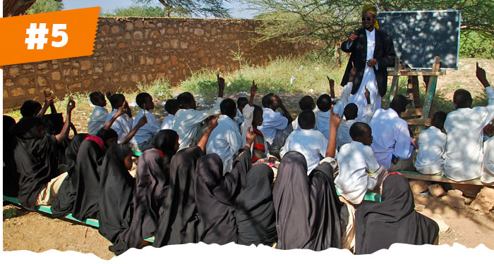 Child Marriage in Somalia